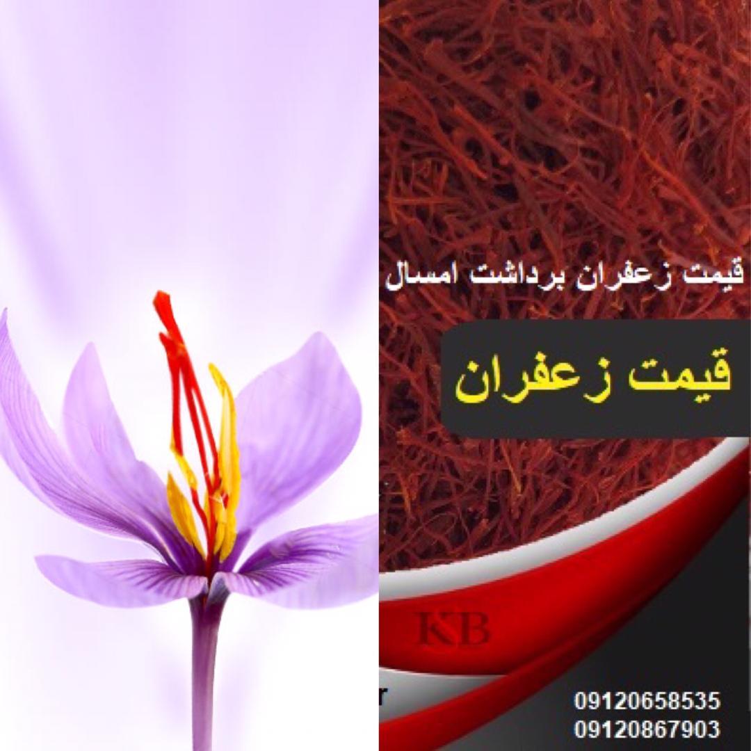 قیمت خرید زعفران در این ماه
