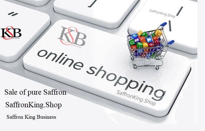 خرید آنلاین زعفران