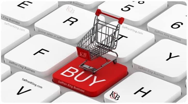 فروشگاه اینترنتی زعفران