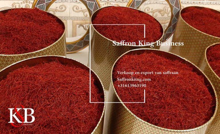 بزرگترین عمده فروش زعفران در بازار جهانی